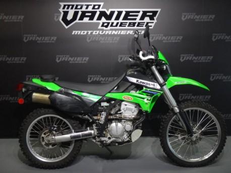 KLX250 2012 Kawasaki