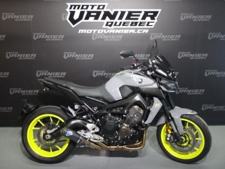 FZ-09 2017 Yamaha