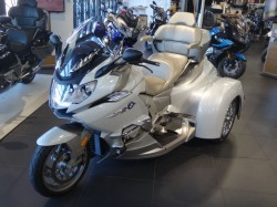 K1600GTL EXLUSIVE 3 ROUES 2015 BMW