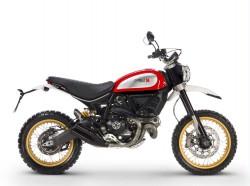 Scrambler Desert Sled 2017 Ducati