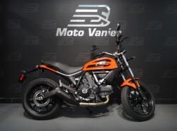 Scrambler Sixty2 2017 Ducati