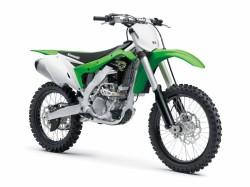 KX250F 2017 Kawasaki
