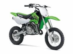 KX65 2017 Kawasaki
