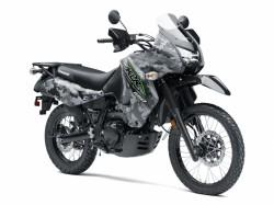KLR650 Camo 2017 Kawasaki