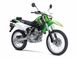 KLX250 Camo 2018 Kawasaki