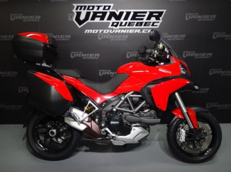 Multistrada 1200 S Touring 2013