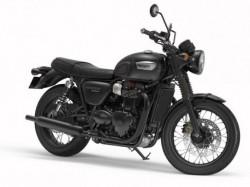 Bonneville T100 Black 2018 Triumph