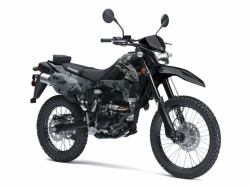 KLX250 Camo 2019 Kawasaki