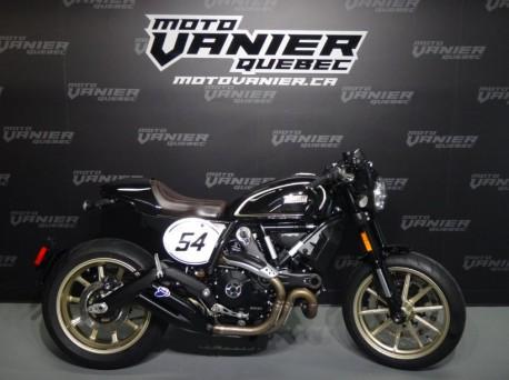 Scrambler Cafe Racer 2017 Ducati