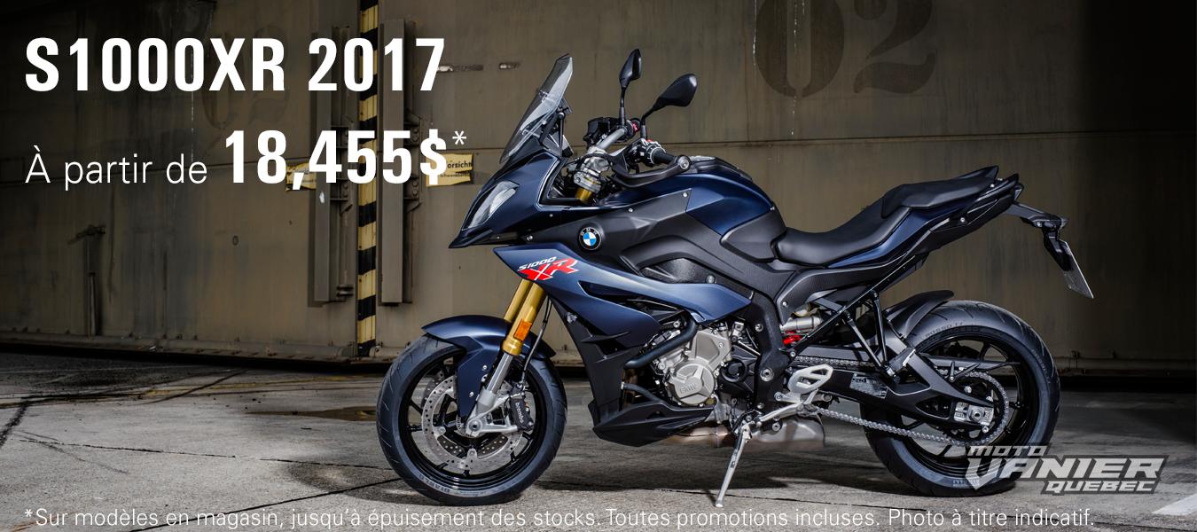 Promo S1000XR 2017