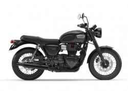 BONNEVILLE T100 BLACK 2020 TRIUMPH