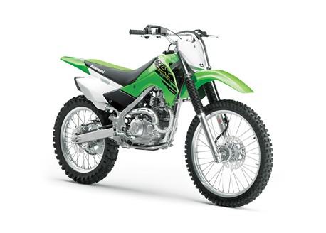 KLX140R F 2021 KAWASAKI