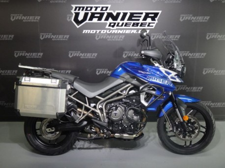 TIGER 800 XRX 2018 TRIUMPH