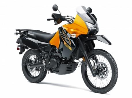 KLR650 2017 Kawasaki
