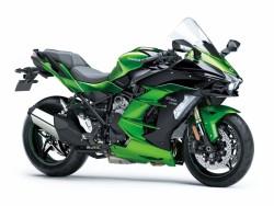 Ninja H2 SX SE 2019 Kawasaki